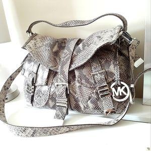Michael Kors Snakeskin Handbags